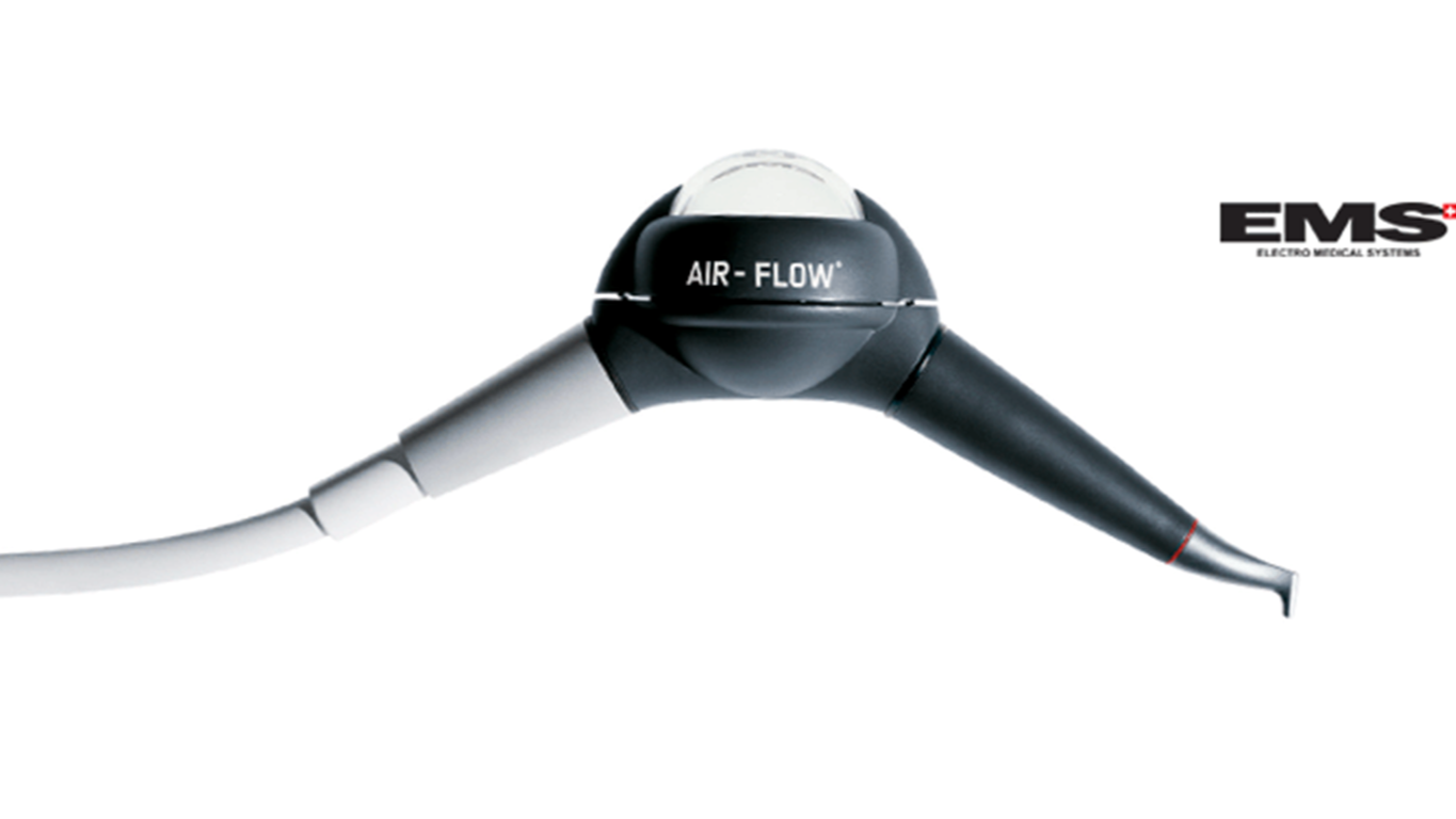 AIR-FLOW® Handy 2+ na złącze W&H