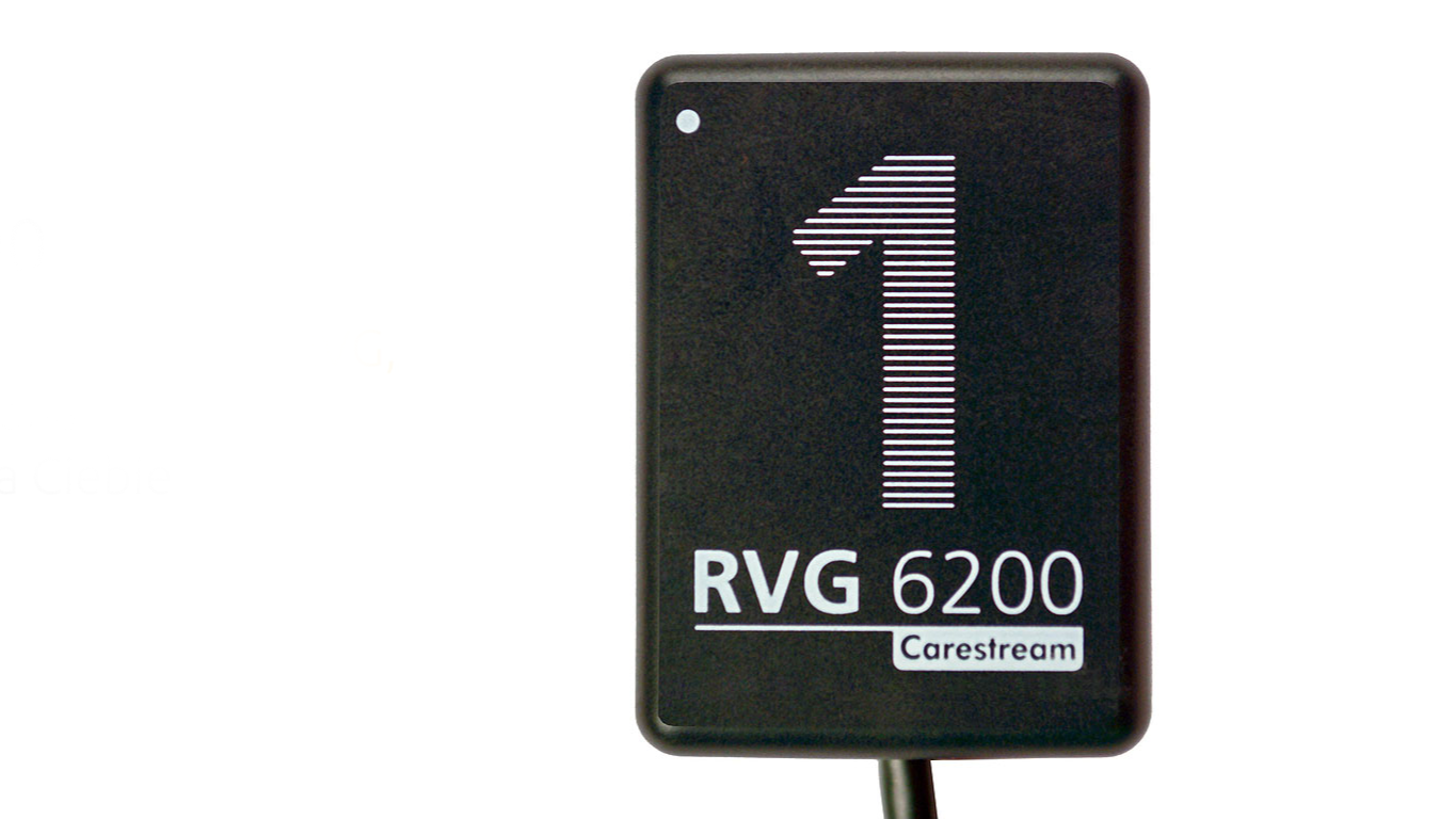 Radiowizjografia cyfrowa Carestream Dental RVG 6200